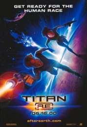 Affiche du film Titan A.E.
