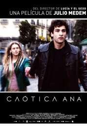 Affiche du film Caótica Ana