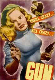 L'affiche du film Le Démon des armes