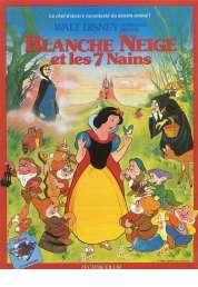 L'affiche du film Blanche Neige et les 7 Nains