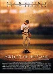 Affiche du film Pour l'amour du jeu