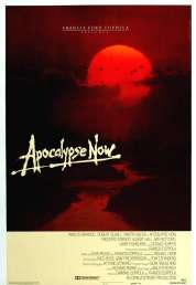 L'affiche du film Apocalypse now