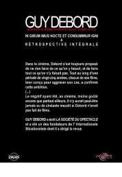 L'affiche du film In girum imus nocte et consumimur igni