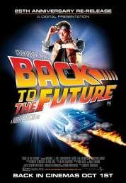 L'affiche du film Retour vers le futur