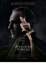 L'affiche du film Phantom Thread