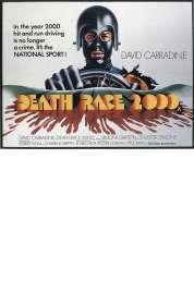 Affiche du film La course à la mort de l'an 2000