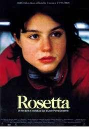 L'affiche du film Rosetta