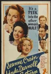 L'affiche du film Chaînes conjugales