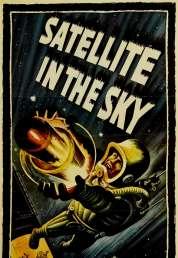 Affiche du film Les Premiers Passagers du Satellite