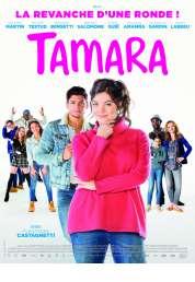 L'affiche du film Tamara