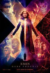 L'affiche du film Dark Phoenix