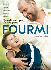 L'affiche du film Fourmi
