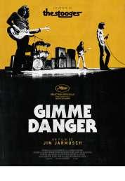 L'affiche du film Gimme Danger