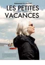 Affiche du film Les Petites vacances