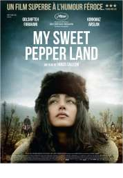 L'affiche du film My Sweet Pepper Land