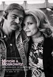 Affiche du film Minnie and Moskowitz (Ainsi va l'amour)