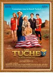 Affiche du film Les Tuche 2 - Le rêve américain