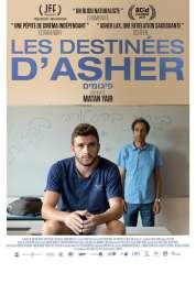 L'affiche du film Les Destin�es d'Asher