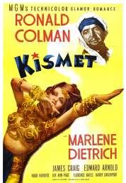 Affiche du film Kismet