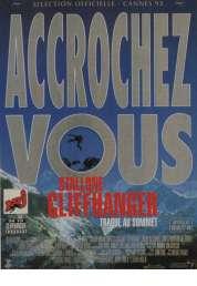 L'affiche du film Cliffhanger