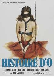 Affiche du film Histoire d'o