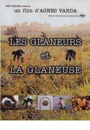 L'affiche du film Les glaneurs et la glaneuse