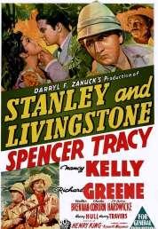 Affiche du film Stanley Livingstone