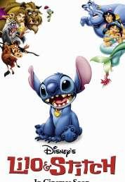 L'affiche du film Lilo & Stitch