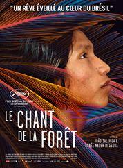 L'affiche du film Le Chant de la forêt