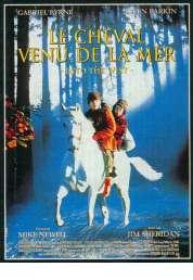 L'affiche du film Le cheval venu de la mer