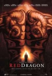 Affiche du film Dragon rouge