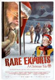 Affiche du film Père Noël Origines