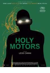 L'affiche du film Holy Motors