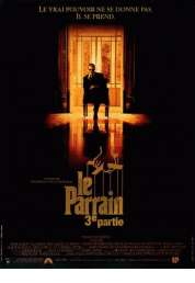 Affiche du film Le Parrain 3