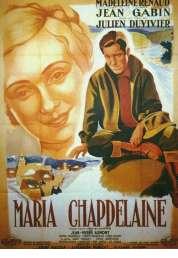 Affiche du film Maria Chapdelaine