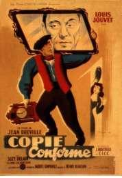 Affiche du film Copie conforme