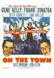 L'affiche du film Un jour à New York