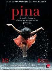 L'affiche du film Pina