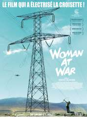 L'affiche du film Woman at War