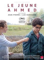 L'affiche du film Le Jeune Ahmed