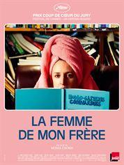L'affiche du film La Femme de mon frère