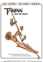 Affiche du film Tarzan l'homme Singe