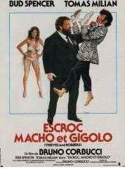 Affiche du film Escroc Macho et Gigolo