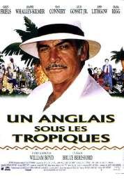 Affiche du film Un Anglais sous les Tropiques