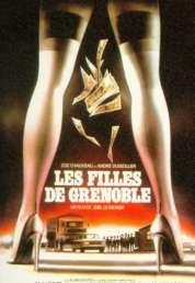 Affiche du film Les filles de Grenoble