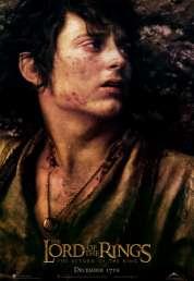 L'affiche du film Le Seigneur des Anneaux  Le Retour du Roi