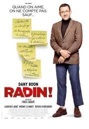 L'affiche du film Radin !