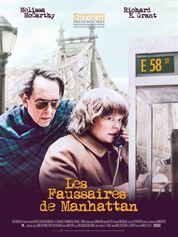 L'affiche du film Les Faussaires de Manhattan