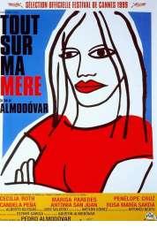 Affiche du film Tout sur ma mère