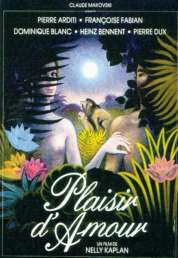 Affiche du film Plaisir d'amour
